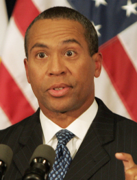 During his campaign, Deval Patrick was noncommittal about the issue.