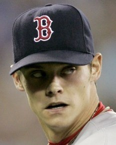 CLAY BUCHHOLZ Trouble in fifth