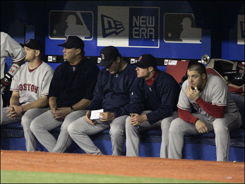 The Red Sox have some decisions to make about their playoff roster, including how many position players to have on their bench, and which players will fill those slots. We go through seven of their choices for the bench and let you decide how many they should keep and which players should be left off. ( Text by Ben Gellman-Chomsky, Boston.com )