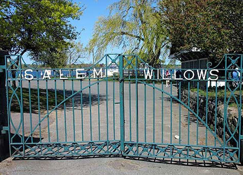 Salem Willows is a small, seaside amusement and recreation area in Salem, Massachusetts.