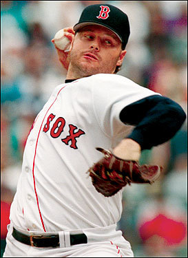 The 1995 season saw a 33-year-old Roger Clemens make only 23 starts in his second-to-last season for the Red Sox. However, Boston's ace went 7-1 from Aug. 12 on. Clemens gave up three runs in seven innings to the Indians in his one playoff start after going 10-5 with a 4.18 ERA during the regular season.