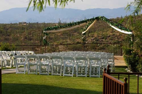 Getting married in Tucson, Ariz.