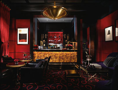 Joel Robuchon at the MGM Grand is the chef's first US restaurant.