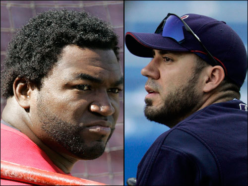 As David Ortiz and the Boston Red Sox prepare to take on Travis Hafner and the Cleveland Indians, we look back at the previous three postseason meetings between these two teams, which all took place in the '90s.