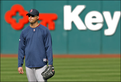 The 'KEY' to Boston's hopes to extend the series will be a great pitching performance from staff ace Josh Beckett.