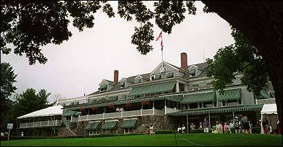 In addition to tax exemptions for nonprofit organizations such as colleges and social service agencies, a 75 percent discount on property taxes is available for many private golf courses, including Newton's Brae Burn Country Club, which reported on 2006 tax forms it had assets of $21 million and income of $9 million.
