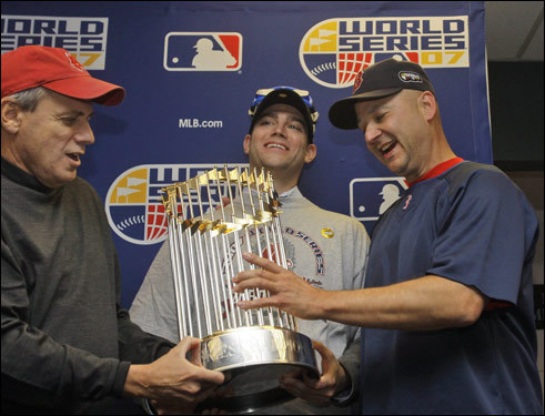 Sox manager Terry Francona is under contract for 2008, but after leading the team to two championships in four years he seems in line for a raise and an extension. And club sources told the Globe's Gordon Edes he'll get just that this offseason.