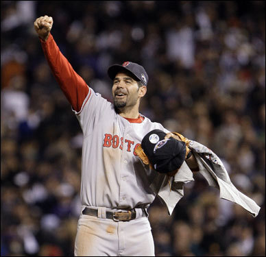An MVP-caliber regular season, a contract year in which he became the linchpin behind the team's biggest boppers, preceded a spectacular postseason that did yield an MVP award, for the World Series.