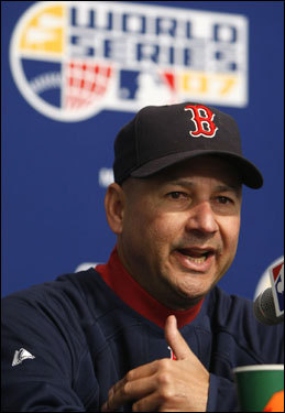Francona is still undefeated in the World Series. That's about all you need to know.