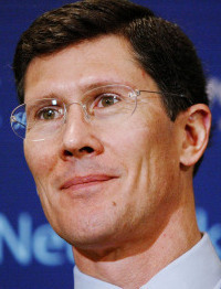 John Thain must guide Merrill through an unfolding credit crisis.