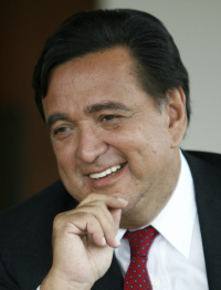 Bill Richardson said the US shouldn't be the world's police.