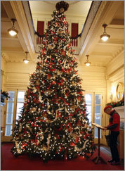 Glimpse a Victorian-style Christmas at Blithewold - The Boston Globe
