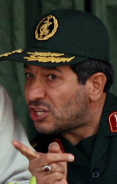 Mostafa Mohammad Najjar did not say if the missile had been tested.