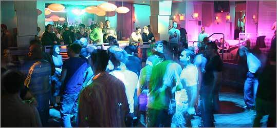 Several Boston-area gay bars and clubs have closed in recent years, including Chaps (shown in 2005).