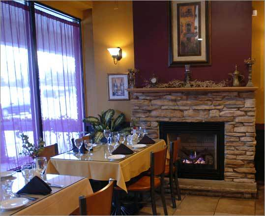 Andrew's Bistro serves French and Italian quality cuisine at its strip mall location.