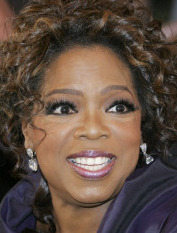 Winfrey is hitting the trail with Obama.