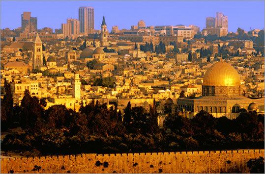 Jerusalem's panorama