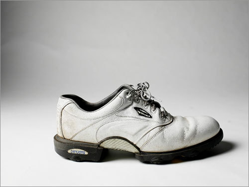 Isn't finishing in a tie for first in the Division 1 state tournament the ultimate Footjoy?