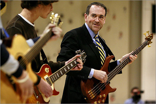 mike huckabee weight gain. Huckabee#39;s campaign faces a