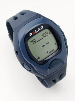 22. Polar heart monitors Exercise enthusiasts will find this gift handy: Polar has cornered the market on manufacturing wristwatch-sized heart rate monitors. MSRP: $65-$695 More information: Polar heart monitors