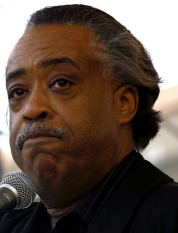 Sharpton sees the US investigation as retaliation.