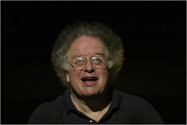 And James Levine's hair , too. It's an instrument all its own. PHOTOS Check out our readers' picks DISCUSS What makes Boston perfect?