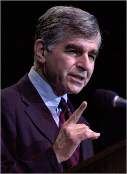 Former governor Michael Dukakis taking the T to work every day . A small act that speaks volumes. PHOTOS Check out our readers' picks DISCUSS What makes Boston perfect?