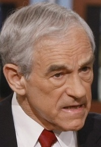 Republican Ron Paul is known in Congress as 'Dr. No' for his votes on spending.