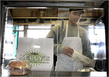 And Kelly's Roast Beef on Revere Beach, as well - Submitted by Rick Burelson (Curly60) PHOTOS Check out the Globe Magazine's picks DISCUSS What makes Boston perfect?