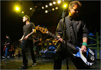 The Dropkick Murphys - Submitted by n0x PHOTOS Check out the Globe Magazine's picks DISCUSS What makes Boston perfect?