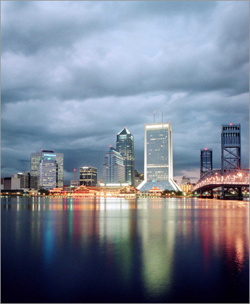 1. It's bigger than Boston. A 2006 Census estimate put its population at more than 794,000, making it the 12th-most-populous city nationwide and first in Florida. In terms of land, sprawling Jacksonville has been the biggest city in the country since a massive annexation in 1968.