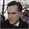 Stung, Romney presses on