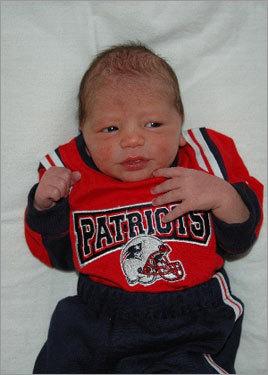 Brady of Brockton has a name that befits his favorite team.