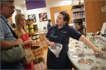 Since British tea seller Whittard of Chelsea set up its first stateside shop on Newbury Street, anyone seeking a superb cuppa can count on finding it among the 55 varieties of by-the-pound, loose, and packaged teas there. Whittard of Chelsea, 170 Newbury Street, Boston, 617-536-5200