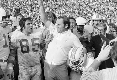 '72 Dolphins to Finally Be Honored with White House Visit
