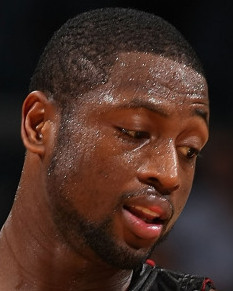 DWYANE WADE 35 points in victory