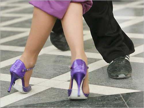 Dedicating yourself to tango lessons for a week will help you get out on the floor with confidence, but even a couple of classes can be fun. To simply do a few steps correctly with your partner is exhilarating. STORY Uno, dos, tango PLAN Latin America travel guide