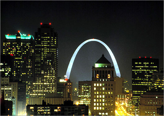 Gateway Arch, St. Louis