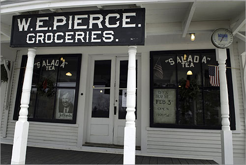 The Preservation Trust of Vermont inherited the W.E. Pierce store in North Shrewsbury, Vt., and invested $300,000 in repairs. The organization is now offering the store -- for free -- to someone who will reopen the store to supply residents with the basics.