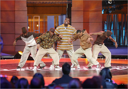 Status Quo competes tonight at 10 on MTV's 'Randy Jackson Presents America's Best Dance Crew.'