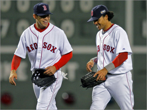 For the first time in a long while, the Red Sox have a bona fide positional competition on their hands -- if Coco Crisp isn't traded, that is. With Jacoby Ellsbury having the inside track to be the starter in center field after last October, the Red Sox may enter the season with only one of the two center fielders on the roster. Or they might enter it with both. We look at how the two stack up in four categories, and let you vote for which you think should get the nod. (Text by Globe Staff)