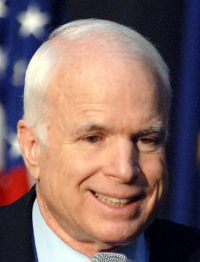 Senator McCain has denied he did anything improper.