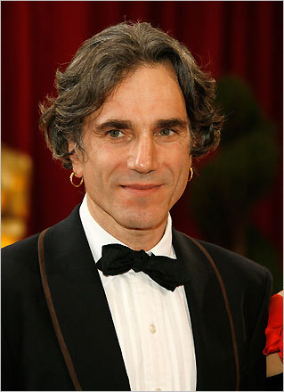 Daniel Day-Lewis won the Oscar for best actor for his starring role in 'There Will Be Blood.' He also took home the Oscar in 1989 for 'My Left Foot: The Story of Christy Brown' and was nominated in 2003 for his role in 'The Gangs of New York.' Listen to Beggy's red-carpet interview with Day-Lewis: