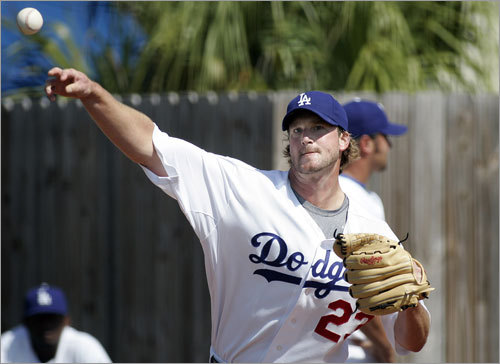 After leaving the Red Sox following the 2004 championship season, Lowe has been steady with the Los Angeles Dodgers, posting a 40-37 record over the past three seasons while keeping his ERA below 3.88 every year.