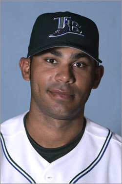 Pena signed with the Sox in 2006, but he only got 18 games to show his stuff. The Sox let him walk, and he signed with the Tampa Bay Devil Rays. Pena slugged 46 homers and collected 121 RBIs in the Tampa Bay lineup, posting an OPS of 1.038. If not for the emergence of Kevin Youkilis (and another World Series championship), Sox fans would really have something to complain about.