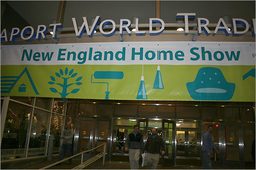 Whether you're looking for the latest in bathroom technology or state-of-the-art flooring, this year's New England Home Show , running from Feb. 27 to March 2 at the Seaport World Trade Center delivers the finest in home furnishings.
