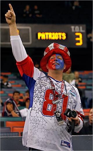 Show off your Patriots pride