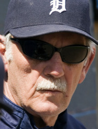 JIM LEYLAND Talent is there