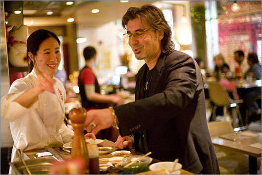'Co-preneurs' Joanne Chang and Christopher Myers each play distinct roles in running their South End restaurant.