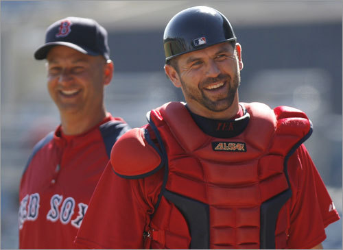 """With spring training winding down, it's time to take a look what the number crunchers in """"The Bill James Handbook"""" predict for each player on the Sox for the upcoming season. We'll provide their projections and ask you whether you think they're too pie-in-the-sky positive or too glass-half-empty negative."""